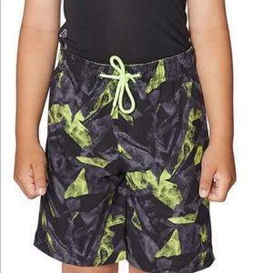Spyder Youth boys  2-Piece Rash Guard swim XL
